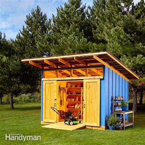 Handyman Magazine Shed by 2015 Shed The Family Handyman