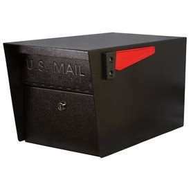 lowes flooring department manager description shop mail manager 10 75 in x 11 25 in metal black lockable