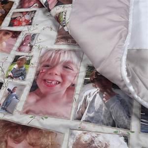 Patchworkdecke Mit Eigenen Fotos : foto quilt mit familienfotos detailaufnahme n hen fotos patchworkdecke und geschenke ~ Buech-reservation.com Haus und Dekorationen