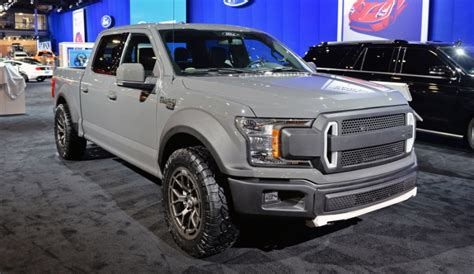 Ford F150 Redesign 2020 2020 ford f150 sema redesign and interior 2019 2020 ford car