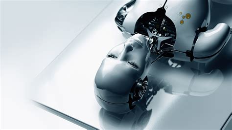 humanoid robot wallpapers hd wallpapers id
