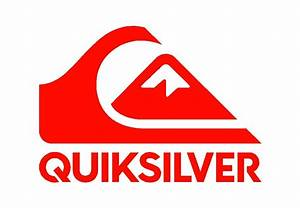 Quiksilver Surf Logo Vinyl Decal Quicksilver Car Window