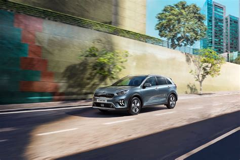 Update Motor Show 2019 : Updated Kia Niro Hybrid, Niro Plug-in Hybrid To Debut At