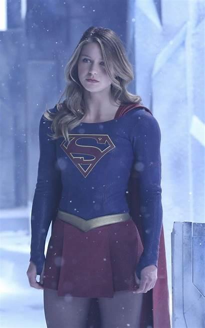 Supergirl Benoist Melissa Kara Wallpapers Season Tv