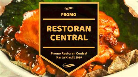 promo restoran central travels promo