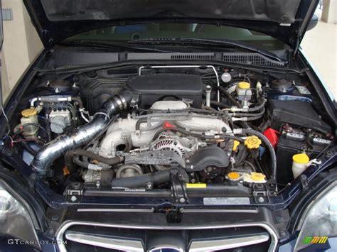 2005 Legacy Gt Engine by 2005 Subaru Legacy 2 5i Sedan Engine Photos Gtcarlot
