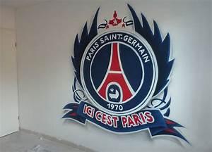 Decoration De Chambre Psg Visuel 3