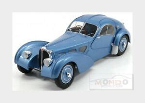 The car has spent time in france, the netherlands, north america and. Bugatti Type 57Sc Atlantic 1938 Blue SOLIDO 1:18 SL1802102 Model | eBay