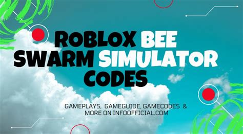 roblox bee swarm simulator codes january