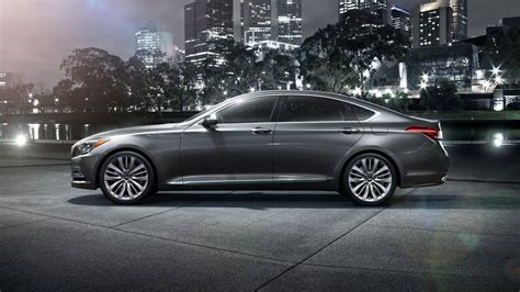 Genesis Luxury Car Brand Officially Announced By Hyundai