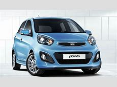 2014 Kia Picanto review, prices & specs