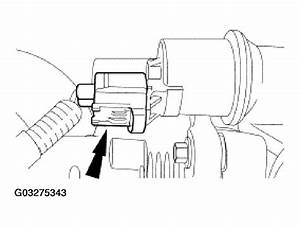 Replace - Procedure For Throttle Body And Idle Air Control Replacement  Ford Ranger