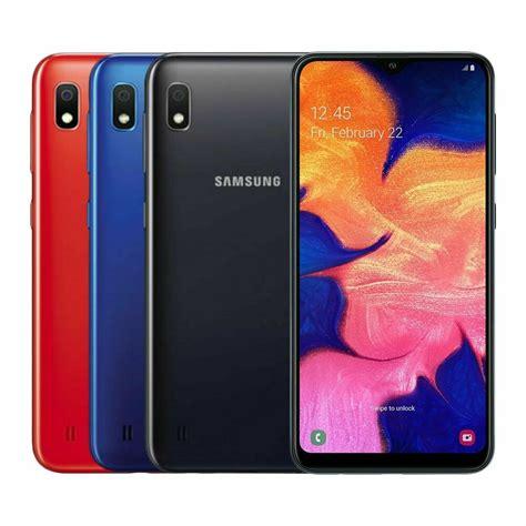 samsung galaxy a10 new samsung galaxy a10 32gb 4g lte dual sim android smartphone 3 colours ebay