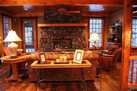 Log Cabin Furniture Rustic Black Forest Decor Within Lodge