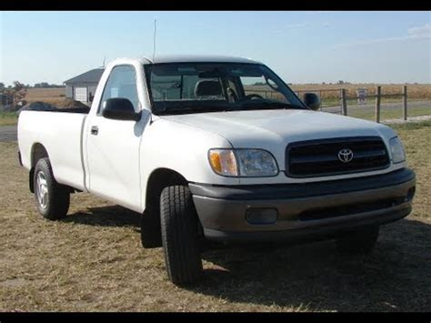 Toyota Tundra Frame Recall by My Positive Experience With 2000 03 Toyota Tundra Frame
