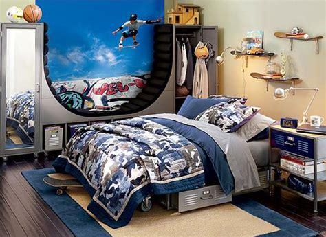 22 Teenage Bedroom Designs, Modern Ideas For Cool Boys