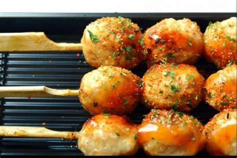 l atelier de cuisine recette de brochettes de poulet japonaises grillées facile