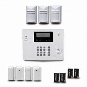 Alarme Maison Sans Fil Pas Cher : alarme maison sans fil centrale dualarme maison sans fil ~ Premium-room.com Idées de Décoration