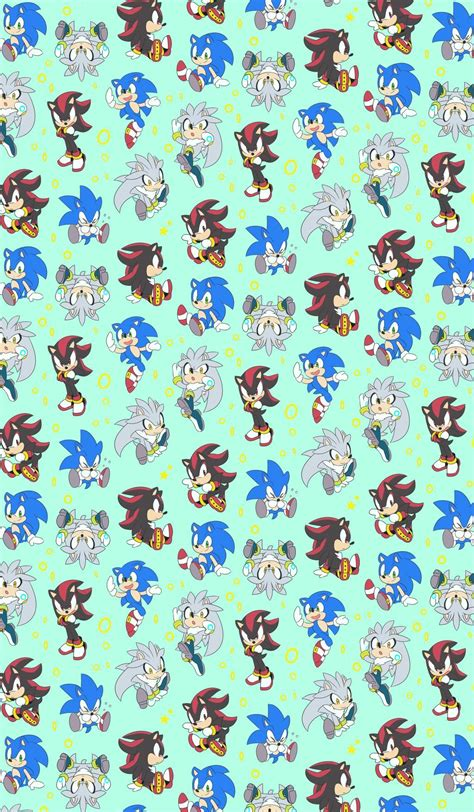 SSS BG by Myly14 on DeviantArt | Sonic and shadow, Sonic ...
