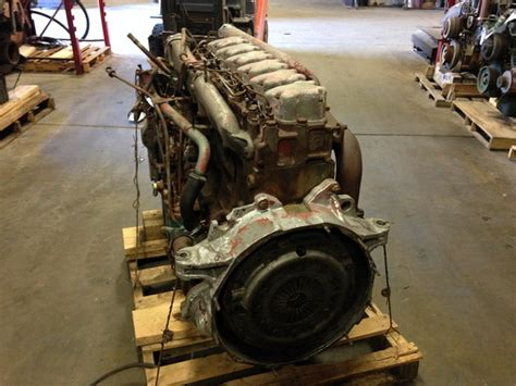 Renault Diesel Engine by Mack Ms300 Midliner Diesel Engine