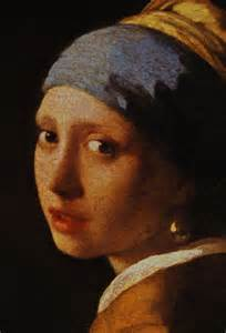 girl with the pearl earring painting vermeer 39 s artistic technique painting an copy of