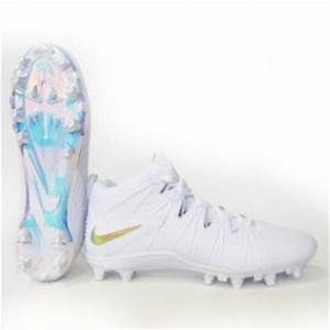 Nike Huarache 4 LE Lacrosse Cleats from Lacrosse Unlimited
