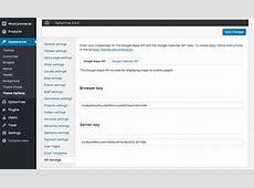 API Settings WPlook Documentation