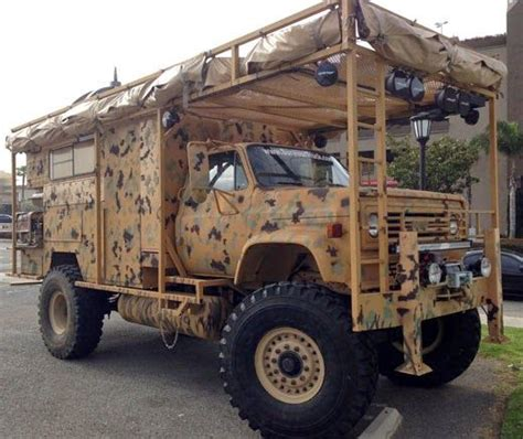survival truck cer truck cer hq the survivor truck bug out vehicle