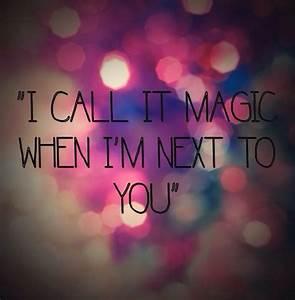 Coldplay...magi... Owncloud Magic Quotes