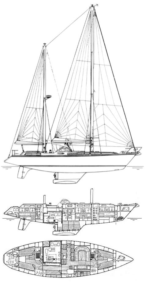 Yacht Vs Boat Difference by Difference Between Amel Models Cruisers Sailing Forums