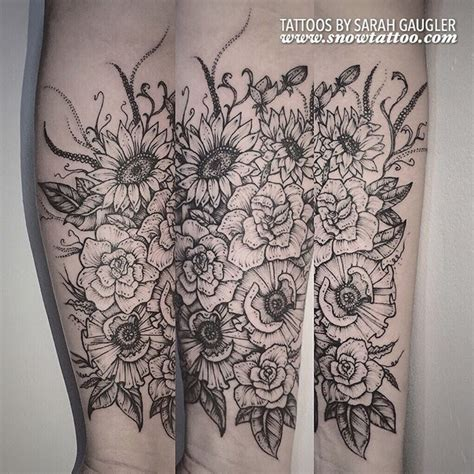 snow tattoo tattoos  sarah gaugler