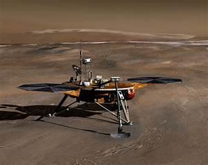JPL Robotics: Project: Phoenix Mars Lander