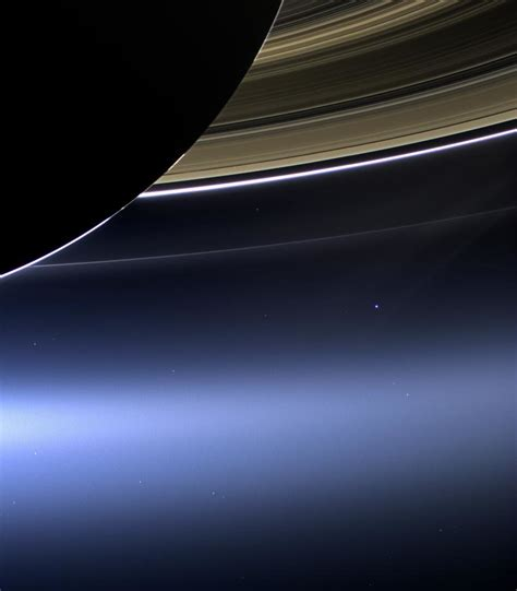 Humbling View The Home Planet Earth Seen From
