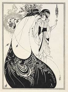 Oscar Wilde's Play Salome Illustrated by Aubrey Beardsley ...