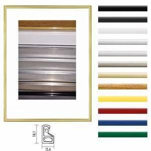 Din A1 Bilderrahmen : kunststoff bilderrahmen din a1 in vielen farben online kaufen ~ Watch28wear.com Haus und Dekorationen