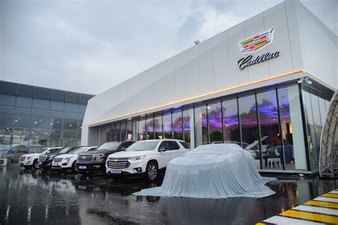 Kazakhstani Cadillac Dealership Opens For Business | GM ...