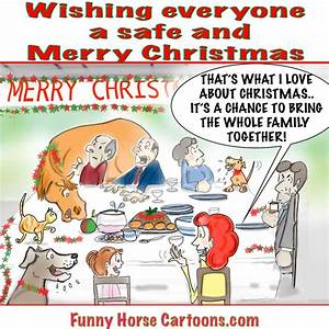 MERRY CHRISTMAS... Funny Christmas Horse Quotes