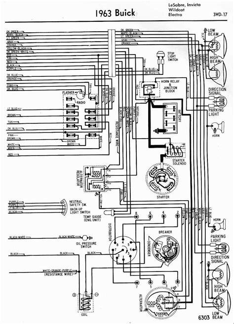 Buick Riviera Wiring Diagram Schematic