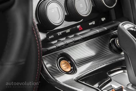 Cars With Coolest Push-button Start Buttons, Or Locations