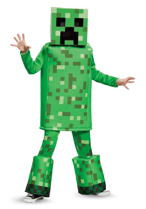 minecraft creeper prestige costume  boys