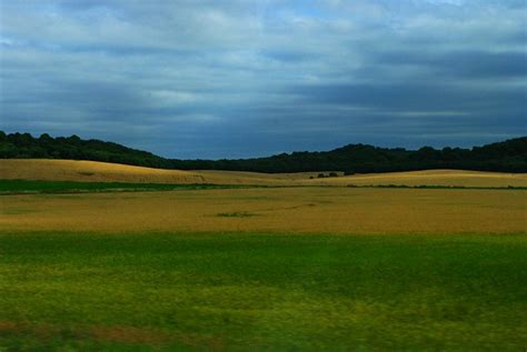 andalusian plain road flickr