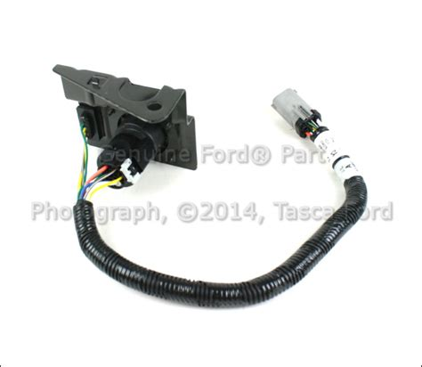 7 Pin 4 Pin Trailer Wiring Harnes by Oem Trailer Hitch 4 7 Pin Wiring Harness 1999 2001 Ford