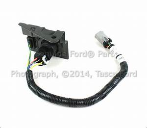 Oem Trailer Hitch 4  U0026 7 Pin Wiring Harness 1999