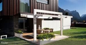 die 25 besten ideen zu regenschutz terrasse auf pinterest With markise balkon mit tapete kaffee motiv