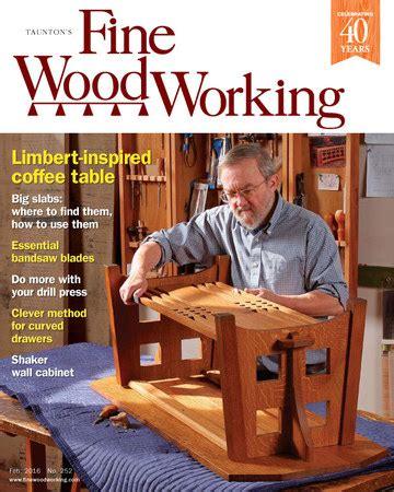 janfeb  finewoodworking