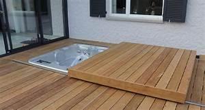 Kleiner Pool Terrasse : whirlpool in terrassendeck integriert fs montagen ~ Sanjose-hotels-ca.com Haus und Dekorationen