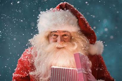Christmas Animated Merry Background Wallpapers Awesome Santa