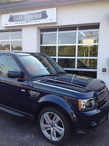 Land Rover Range Rover Paint Protection Film Installers St