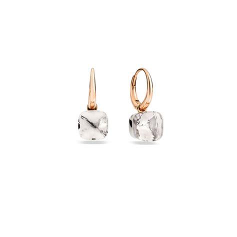 Pomellato Earrings by Earrings Nudo Pomellato Pomellato Boutique