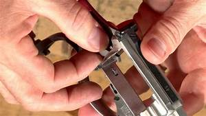 Gunsmithing - How To Repair A Slow Timed Smith And Wesson  S U0026w  Revolver